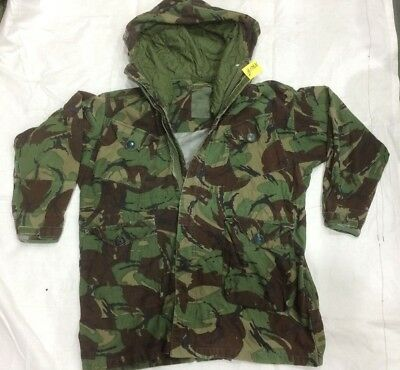 Used Genuine Heavy Weight Parka Man's ( Cold Weather ) DPM 170/112 #1268 • 24.95£