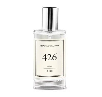 FM 426 Pure Collection Federico Mahora Perfume For Women 50ml UK • 14.24£