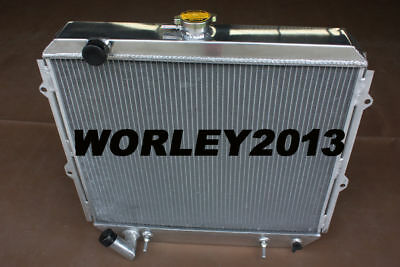 AU225 • Buy 3 Row Aluminum Radiator For Mitsubishi Pajero NH NJ NL NK 3.5L V6 Petrol 94-00