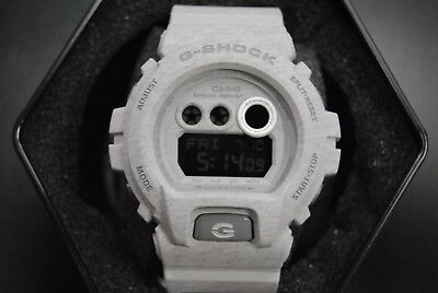 $90 • Buy New Casio G-shock Gdx-6900ht-8 Gdx-6900 Grey Heathered Color Series Watch G123