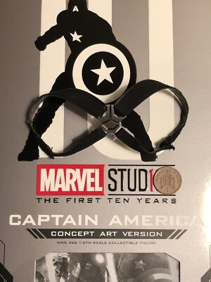 AU54.63 • Buy Hot Toys Captain America Concept Art MMS488 Harness Loose 1/6th Scale