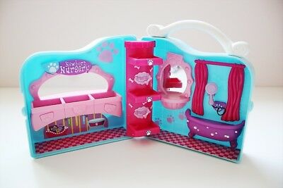 PLAYSET NEWBORN NURSERY BABY ACCESSORIES Gift For Kids Girls Young Good • 13.02£