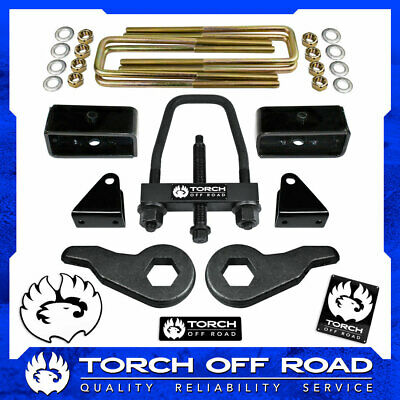 $167.95 • Buy 3  Lift Kit With Tool For 2001-2010 Chevy GMC Sierra Silverado 2500 2500HD SE