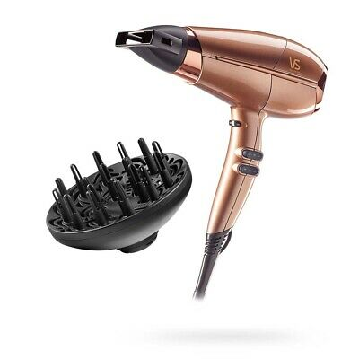 AU62 • Buy VS Sassoon 2100W Keratin Protect/Ionic/Frizz Free Hair Dryer/Styling W/ Diffuser