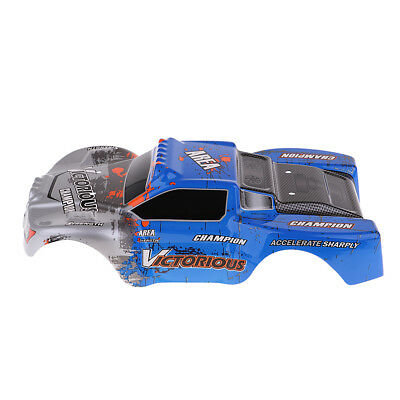 1/18 Scale Plastic Body Shell Skin Durable For Wltoys A969 A969-B RC Buggy • 8.24£