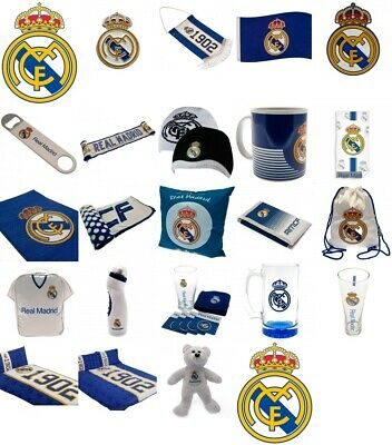 £13.99 • Buy Official REAL MADRID FC MERCHANDISE Christmas Birthday Fathers Gift