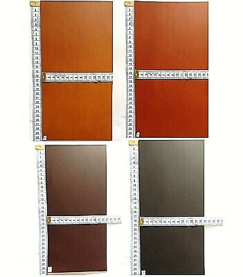 Belgian Veg Tan Leather Tooling Engraving Leather 3.5mm Thick Clearance Offcuts  • 4.95£