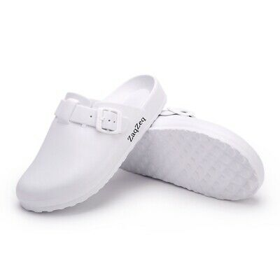 Medical Shoes Lab Hospital Doctors Surgical Slippers Unisex Anti-slip Work Shoes • 13.74£