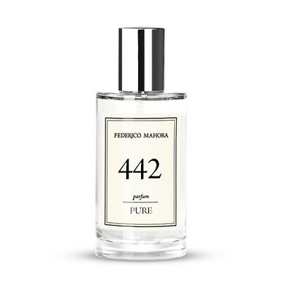 FM 442 Pure Collection Federico Mahora Perfume For Women 50ml UK • 14.99£