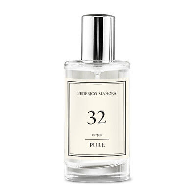£15.99 • Buy FM 32 Pure Collection Federico Mahora Perfume For Women 50ml (UK)