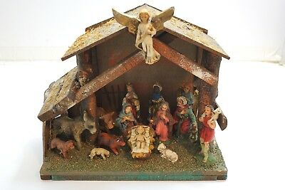 Nativity Set Italy Compare Prices On Dealsancom