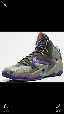 d29d069465da8 New Nike Lebron Soldier XI (PS) Kids Shoe Size 11c • 49.00
