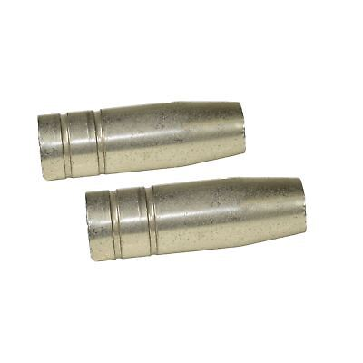 Cebora 130 & 110 / Snap On 130 Turbo MIG Welding Welder Nozzle Shroud 2pk • 21.65£
