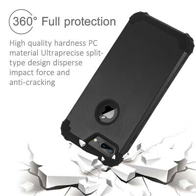 AU23.92 • Buy Ultimate Protection Drop-Proof Armor Case For IPhone 7 (2016) IPhone 8 (2017)