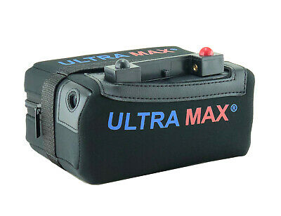 £115.49 • Buy LITHIUM LIFePO4 18+ HOLE GOLF BATTERY SUITABLE FOR HILL BILLY POWACADDY ETC 18AH