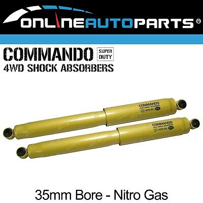AU112.44 • Buy 2 Rear Gas Shock Absorbers Fit Nissan Terrano II R20 1997-1999 4X4 5door Wagon