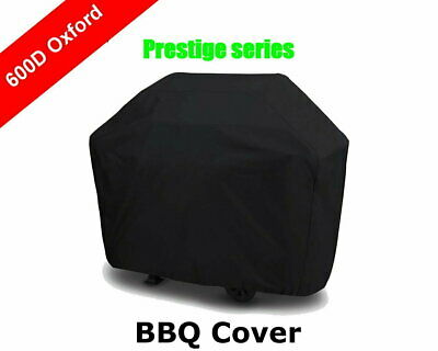 AU49 • Buy Prestige 600D Oxford BBQ Cover 4/6 Burner Outdoor UV Rain Protector Gas Charcoal