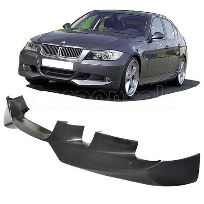 $114.99 • Buy Made In 2006-2008 BMW E90 3 Series Sedan 4DR AC Type DTM Front PU Bumper Lip