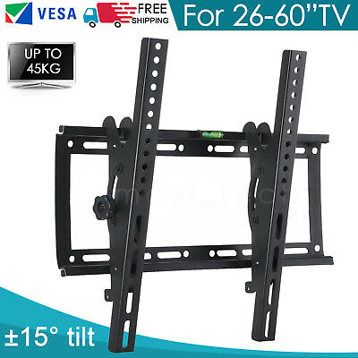 AU18.99 • Buy TV Bracket Wall Mount 14 32 42 46 50 52 60 62 65 70 Full Motion Swivel LCD LED