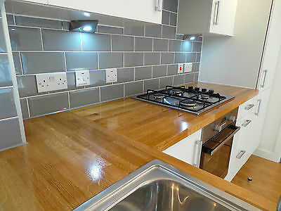 Solid Oak Worktop, Wooden, Solid Wood, Timber, Real Wood Worktops!!! • 170£