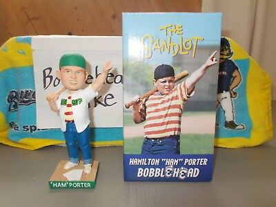 $ CDN101.48 • Buy Nib 2018 Ham Porter Eugene Emeralds Sandlot Bobblehead Sga 8/24/18 Chicago Cubs