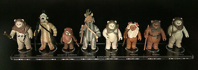 $ CDN37.70 • Buy 1 X Synergy Stands - Vintage Star Wars Ewoks Stand (display Stand Only)