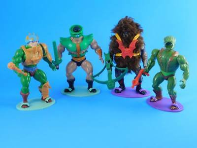 $12 • Buy Action Figure Stands - Vintage Masters Of The Universe (MOTU) - He-Man (82-88)