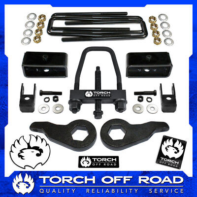 $182.95 • Buy 3  LIFT Kit 1999-2007 Chevy Silverado GMC Sierra 1500 4X4 4WD Tool Shock Ext