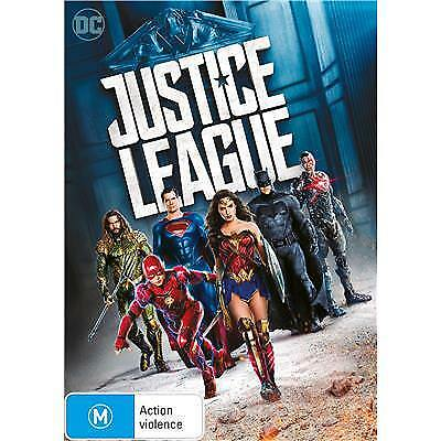 AU16.90 • Buy Justice League Dvd, Region 4, New & Sealed, 2018 Release, Free Post