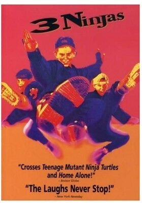 $ CDN15.99 • Buy The 3 Ninjas (DVD) *NEW**