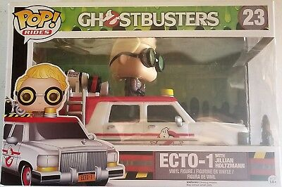 Funko Pop Rides Ecto-1 Collectible Ghostbusters Car And Figure From Ghostbusters • 17.01£