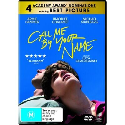 AU7 • Buy Call Me By Your Name