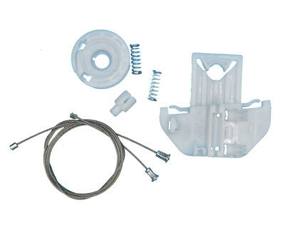 $14.99 • Buy Jaguar X-Type Window Regulator Repair Kit Rear Right Passenger Side 1999 To 2008