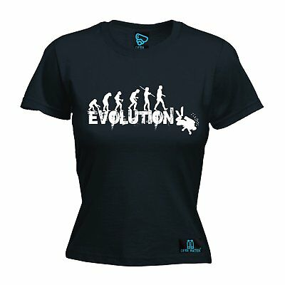 AU18.64 • Buy Evolution Scuba Diver WOMENS Open Water T-SHIRT Tee Mothers Day Funny Diving
