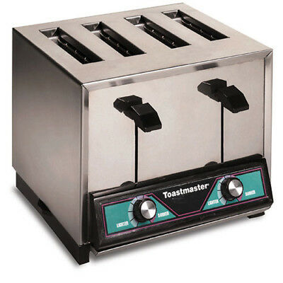 Toastmaster TP409 Commercial 4 Slice Toaster - Electronic 120V, 18.3 Amps • 684.78$