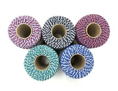 £1.65 • Buy 10m Length Blue Bakers Twine - 2 Tone / 3 Tone - Eco Friendly Packaging String