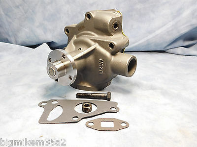 $83.20 • Buy M37 Dodge Power Wagon M43 New Water Pump For 230 Ci Flat Head 6 Cylinder Engine