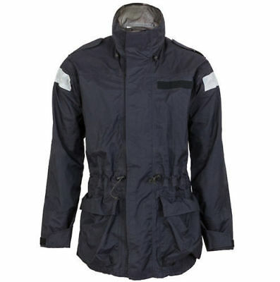 £29.95 • Buy Royal Navy Issue Gore-Tex Foul Wet Weather Smock Jacket Grade 2 Various Sizes