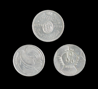 Full Set Of UK Commemorative Great British Coin Hunt £2 Old Two Pound Coins • 3.99£
