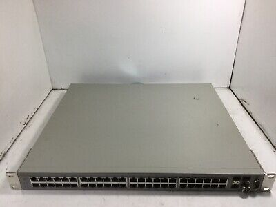 Nortel BayStack 5520 48T PWR Power Over Ethernet Switch O 5499
