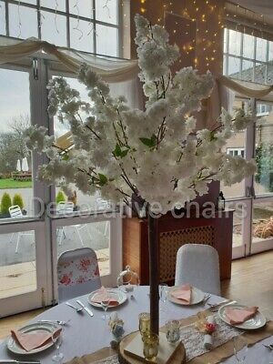 10x 4ft Blossom Tree Table Centrepieces Ivory For Hire For £300 • 300£