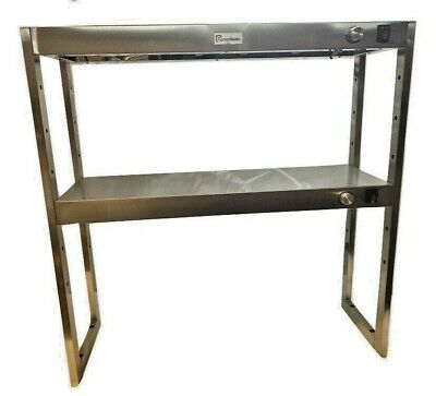 £329.99 • Buy Quantum CE ® Gantry Two Tier Both Heated Chef Pass 910mm Wide 3 Foot KSL-HG3FWD
