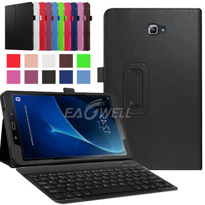 AU35.91 • Buy For Samsung Galaxy Tab S4 10.5 2018 T830 T835 Tablet Leather Case Cover+Keyboard