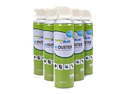 Air Duster Spray Gas Cleaner 400ml 600ml Compressed Dust Blower Clean PC Laptop  • 6.36£