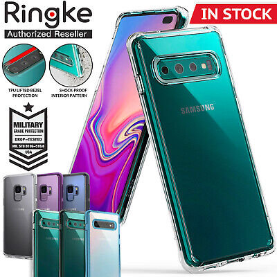 AU15.99 • Buy Galaxy S10 5G S9 S8 Plus S10e Case Genuine RINGKE FUSION Clear Cover For Samsung