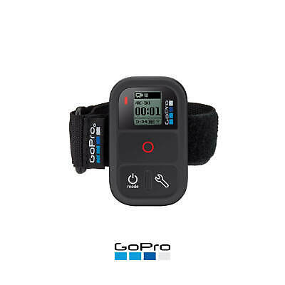 AU119.95 • Buy GoPro Genuine Official Smart Remote For MAX Hero 8 7 6 5 Black Session Fusion