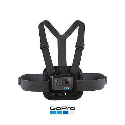 AU54.95 • Buy GoPro Official Genuine Performance Chest Chesty Mount Harness For All Hero Model