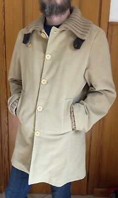 Giacca Trench Uomo Primavera Autunno Lungo Made In Italy Colore Beige Tg L  • 24.00€ 813781304d6