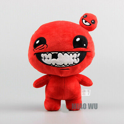 AU27 • Buy The Binding Of Isaac Super Meat Boy Plush Doll Cosplay Stuffed Toys ISSAC Gift