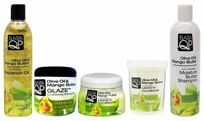 £7.36 • Buy Elasta QP Olive Oil & Mango Butter Products